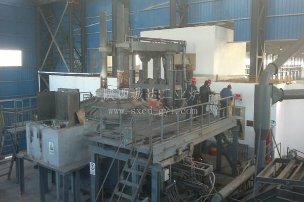 固废处理设备(矿棉、岩棉生产)