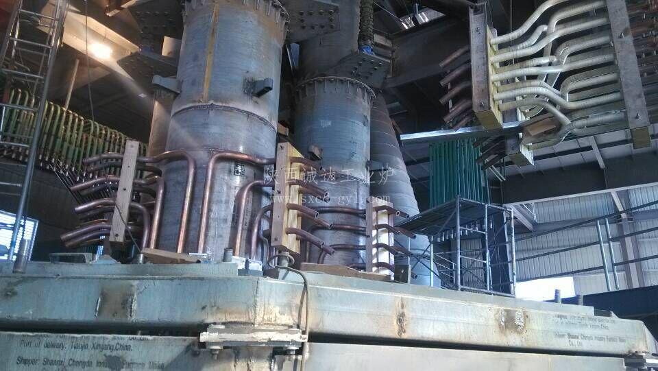 伊朗高碳铬铁炉项目